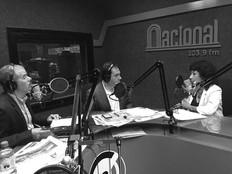 CapacidadDes en Radio Nacional