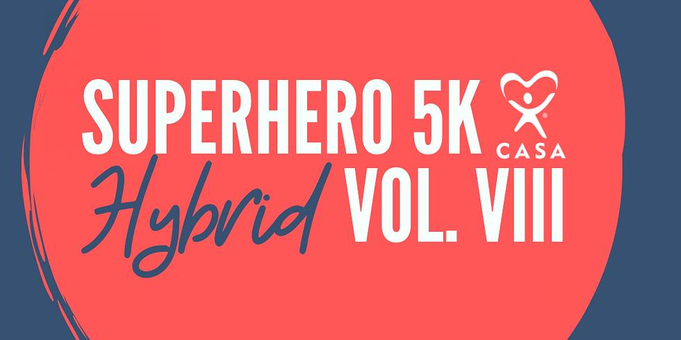 Superhero 5k, Vol.VIII