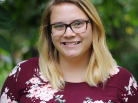 Meet Volunteer Coordinator: Kalei Edenfield