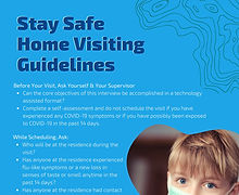 Stay Safe Home Visiting