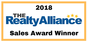 Farnan Real Estate is a 2018 Realty Alliance Sales Award Winner