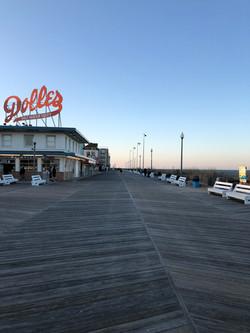 Rehoboth Beach Boardwalk, Delaware