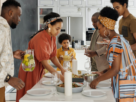 5 Tips for Entertaining at Home