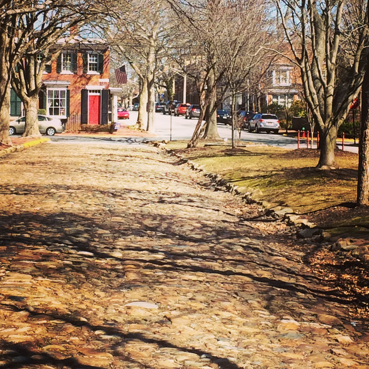 Historic New Castle, Delaware