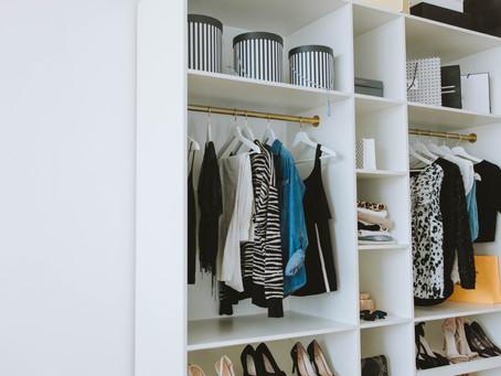 Home Tips: Ideas for Closet Organization