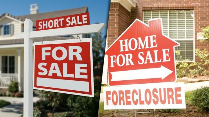 Farnan Real Estate - Short Sale and Forclosure: How are they diferent?