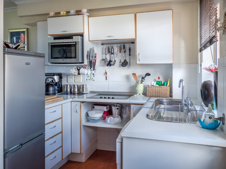 Five Tips for Maximizing a Small Kitchen