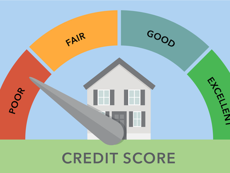 Credit Scores & Buying a Home