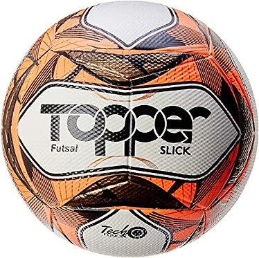 Bola Futsal Topper Slick II 2019 Laranja