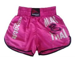 Calção Rosa Muay Thai Progne