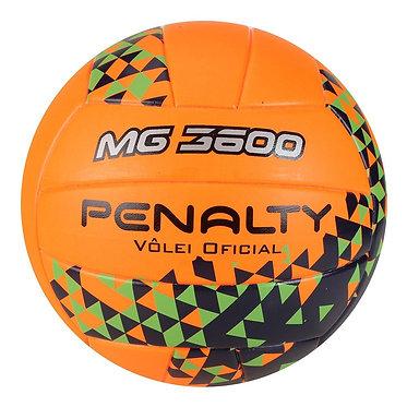 Bola de Vôlei Penalty MG 3600 Fusion VIII - Laranja e Verde