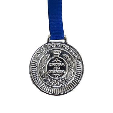 Medalha de prata rema MM30 PCT com 5