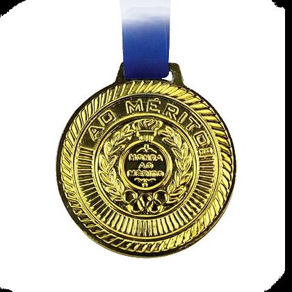 Medalha Rema - Ouro Pequena ( pct c/ 5uni )