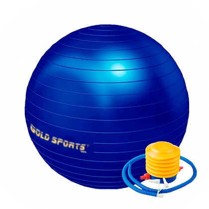 Bola de Pilates (55cm) - Gold Sports