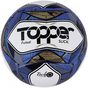 Bola Futsal Topper Slick II 2019 Azul