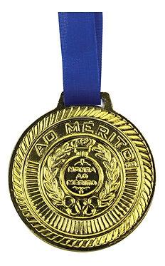 Medalha de ouro rema pequena PCT com 5