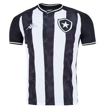 Camisa do Botafogo I 2019 Kappa - Masculina