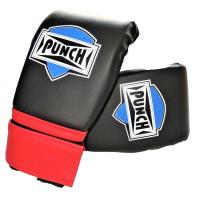 Luva bate saco com velcro Punch