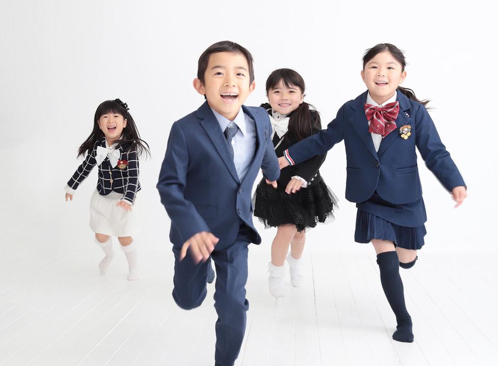 大阪市,写真スタジオ,友達集合写真
