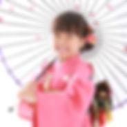 七五三,大阪