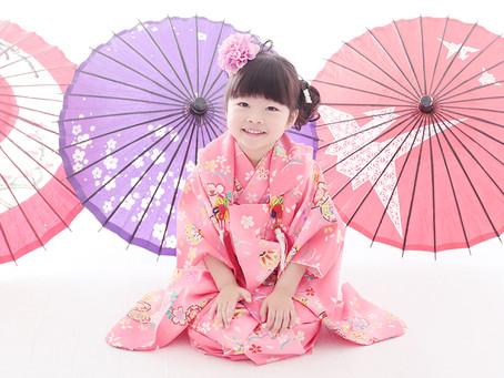 シンプルで安いお得な七五三撮影が出来る大阪の写真スタジオ特集