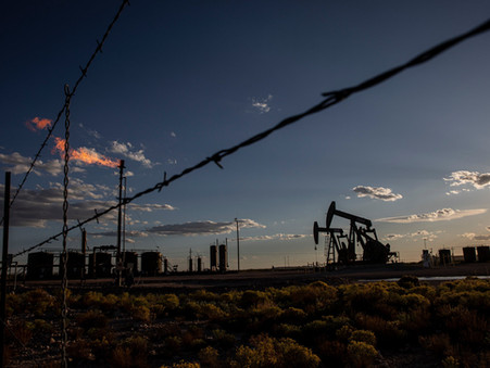 New Mexico's Oil Boom: Bounty for One of the Country's Poorest States