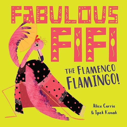 Fabulous Fifi, The Flamenco Flamingo