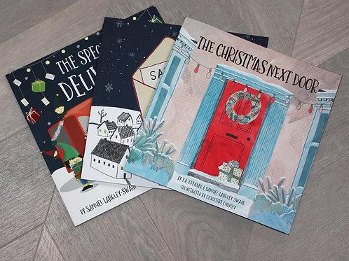 Early Bird Christmas book bundle