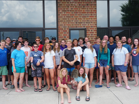 EY2S 2019 Missions Week 3: Virginia Beach Community Chapel