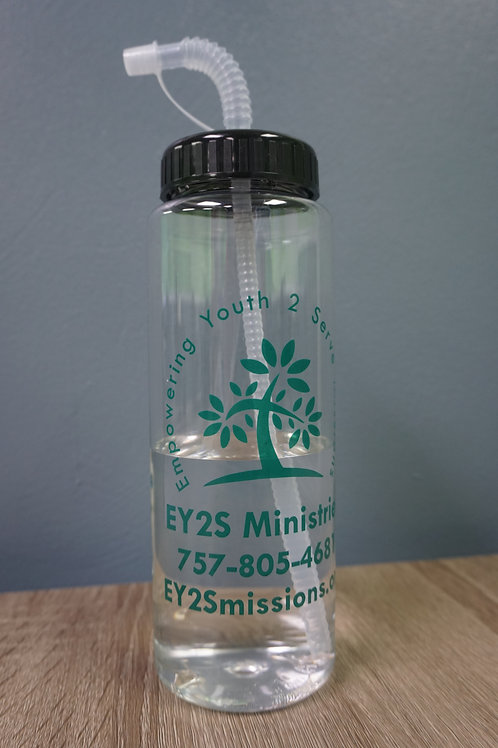EY2S Water Bottle