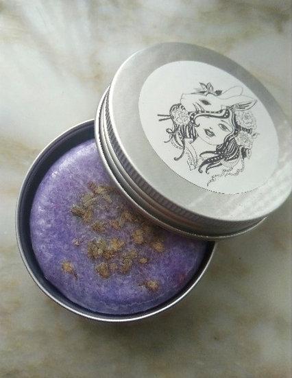 Lavender Hair Shampoo Bar