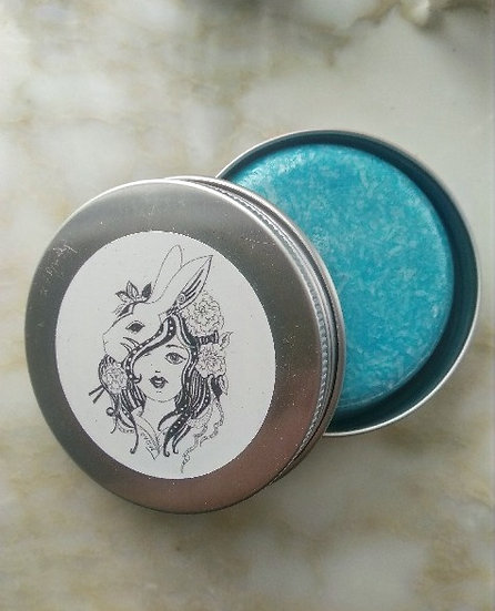 Seaweed Hair Shampoo Bar