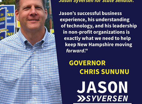Sununu Endorses Syversen for State Senate (District 16)