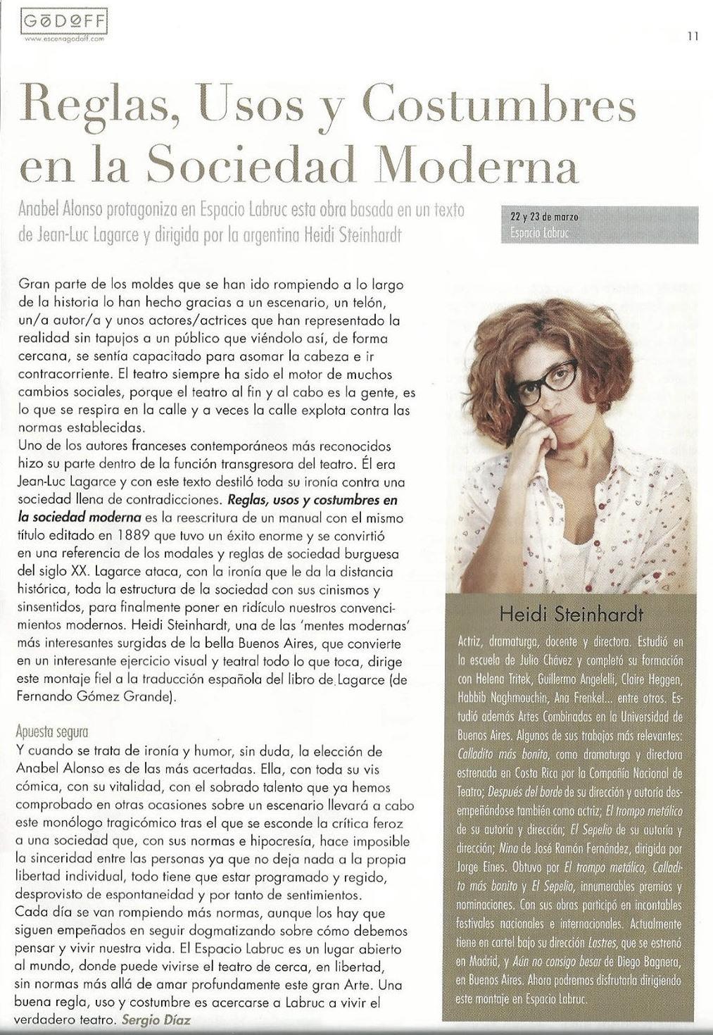 Revista Godoff