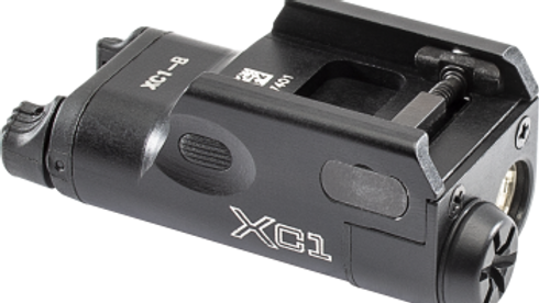 XC1-B Ultra-Compact LED Handgun Light
