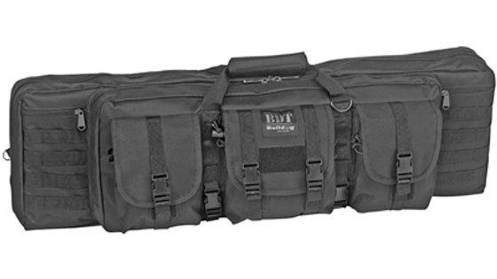 "Bulldog Cases, Tactical, Rifle Case, Black, Nylon, 37"""