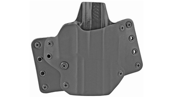 BlackPoint Tactical, Leather Wing OWB Holster, Fits Sig P320 X-Carry, Right Hand