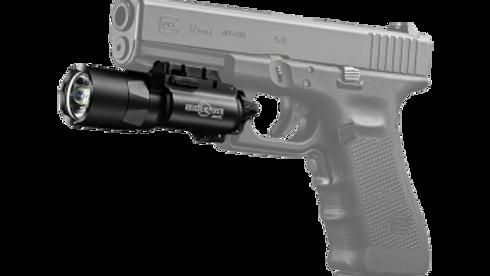 X300U-A 1,000 Lumens LED Handgun Light with Rail-Lock® Mounting System