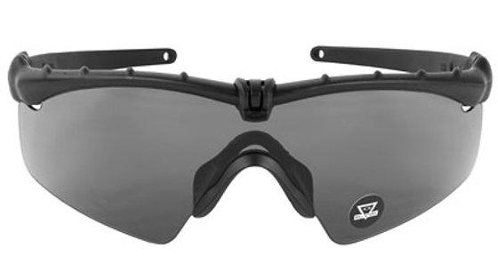Oakley Standard Issue, Ballistic M-Frame 3.0, Glasses, Black Frame with Grey Len