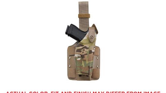 Safariland, Model 6004-USN SLS Low Signature Tactical Holster, Fits Glock 19/23