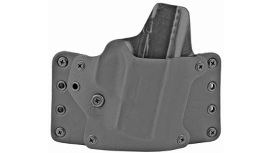 BlackPoint Tactical, Leather Wing OWB Holster, Fits Springfield Hellcat, Right H