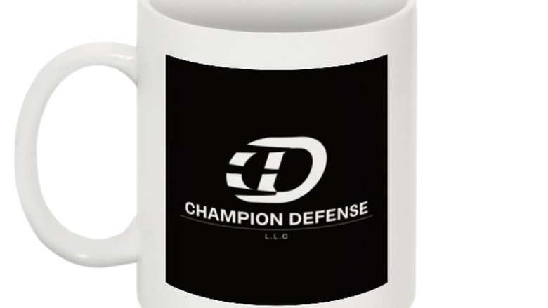 Champion Defense Coffee Mug