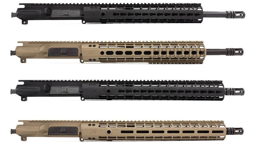 "Aero Precision M4E1 Enhanced 16"" .300 Blackout Complete Upper Receiver"