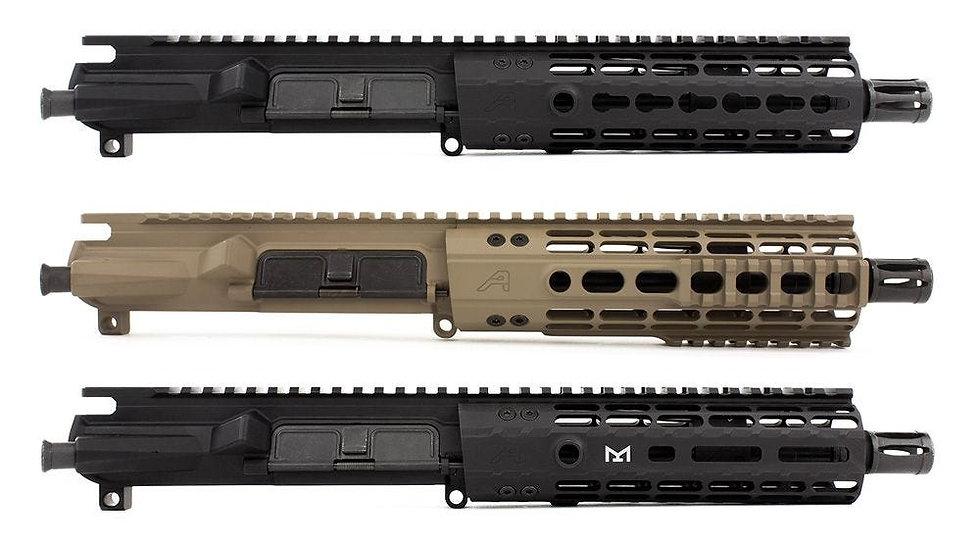 """Aero Precision M4E1 Enhanced 7.5"""" 5.56 Pistol Length Complete Upper Receiver"""