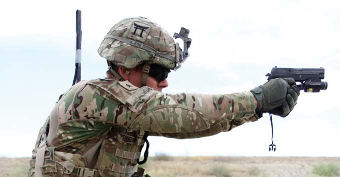 Active Duty/Retired Military CWP Course
