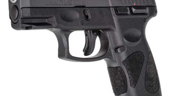 TAURUS G2C 9MM PISTOL, BLACK