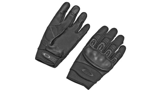 Oakley Standard Issue, Medium, Black, Factory Pilot 2.0 Glove