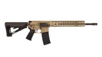 """Aero Precision AR15 M4E1 Complete Rifle, 16"""" 5.56 NATO Mid-Length"""