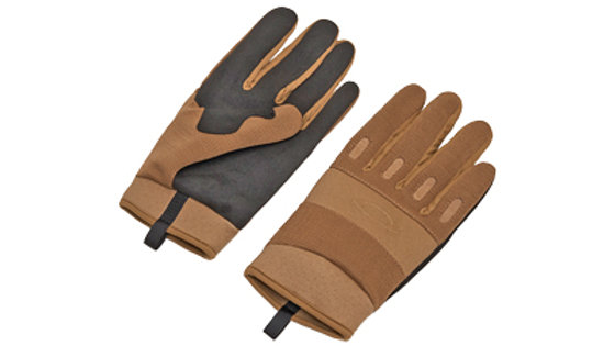 Oakley Standard Issue, Large, Coyote Tan, SI, Lightweight 2.0 Glove