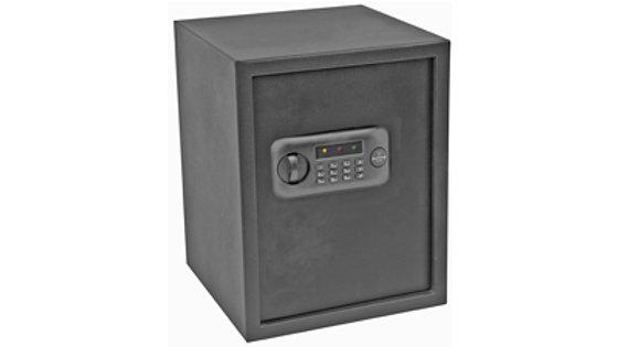 "Bulldog Cases, Digital Pistol Vault, 13.5""x13.5""x17.5"", Black"